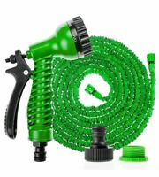 Expandable Hose and fittings 15 Metre (Green